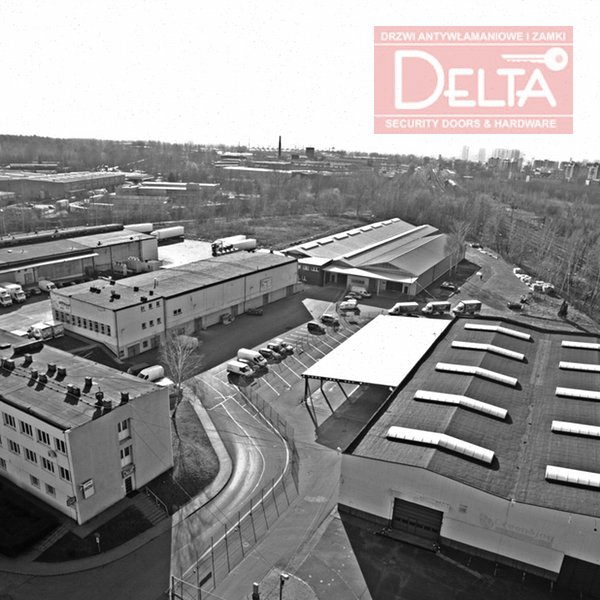 Siedziba firmy DELTA