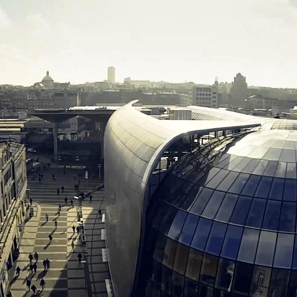 Katowice – Centrum, Galeria Katowicka