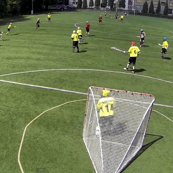 Polska Liga Lacrosse – Turniej AZS Legion Katowice – Ravens Łódź – Kosynierzy Wrocław 'B'