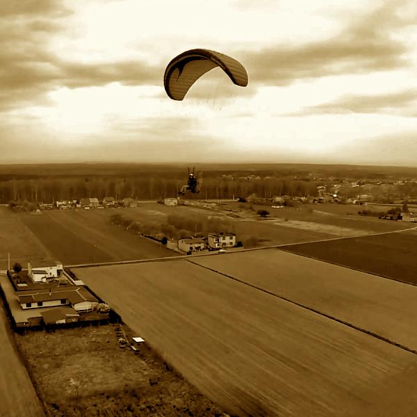 Lotnisko Gotartowice Rybnik – Paralotnie
