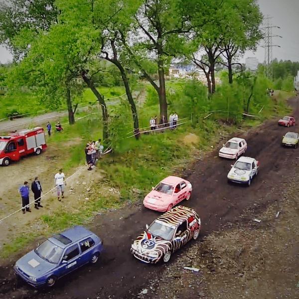 Wrak Race Silesia XII – Katowice 25.05.2014r.