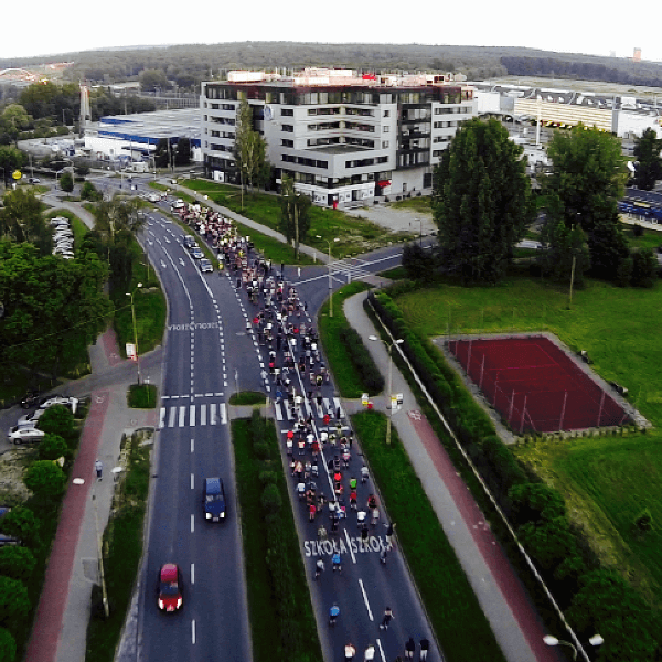Nightskating Katowice – 07.06.2014r