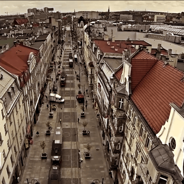 Katowice w przebudowie – część II (Urząd Miasta Katowice)