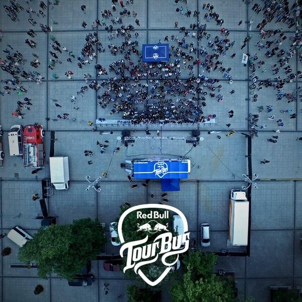 Red Bull Tour Bus – Wspólna Scena – Częstochowa