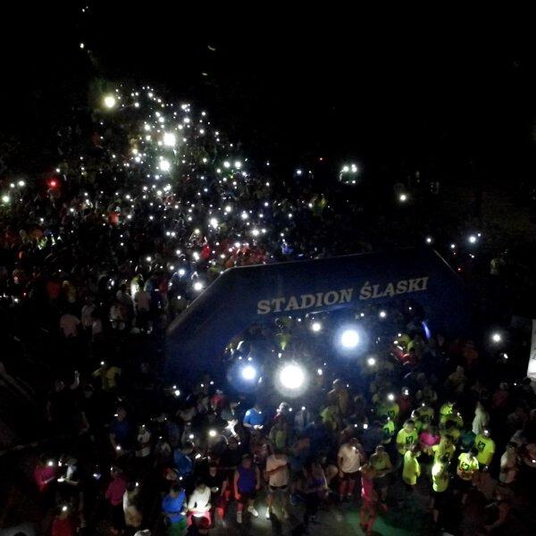 Bieg dla Słonia 2015 – Materiał dla Faktów TVN