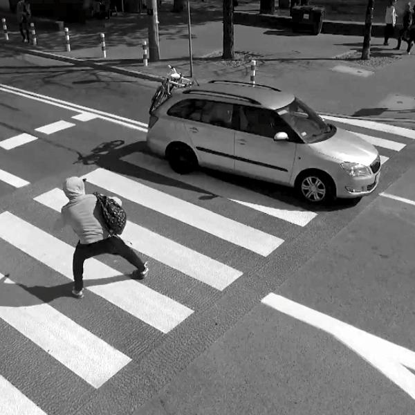 """Kampania """"Nie bądź baranem na drodze"""""""